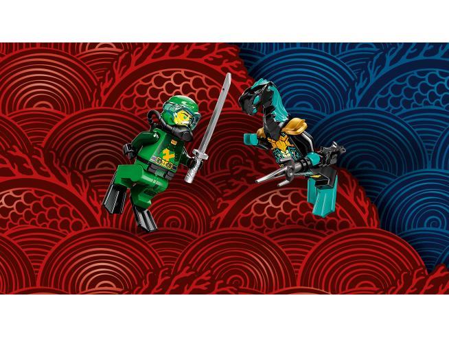 LEGO NINJAGO 71750 - IDRO-MECH DI LLOYD
