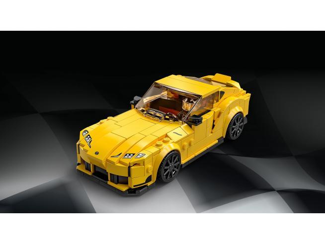 LEGO SPEED CHAMPIONS 76901 - TOYOTA GR SUPRA