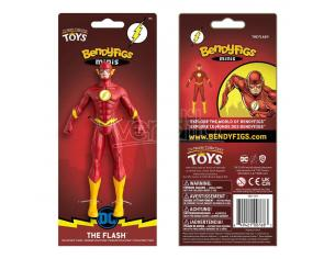 Dc Comics Bendyfigs Bendable Figura Flash 14 Cm Noble Collection
