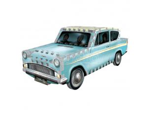 Harry Potter 3D Puzzle Flying Ford Anglia (130 Pieces) Wrebbit Puzzle