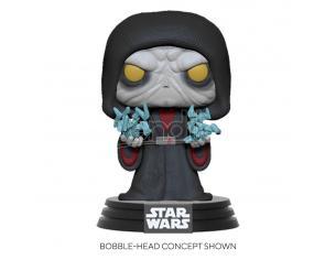 Star Wars Episode Ix Pop! Movies Vinile Figura Revitalized Palpatine 9 Cm Funko