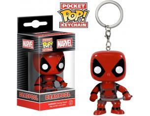 Marvel Funko Pocket Pop Portachiavi Deadpool 4 cm
