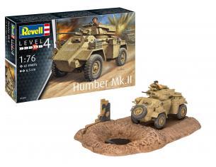 REVELL RV03289 HUMBER MK.II KIT 1:76 Modellino