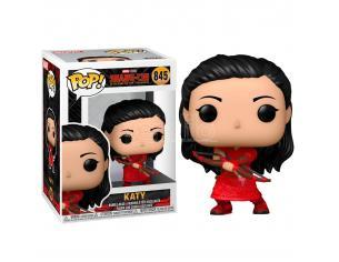Marvel Shang-Chi Funko Pop Film Vinile Figura Katy 9 cm
