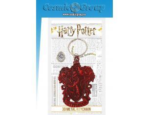 Harry Potter Grifondoro Metal Portachiavi Portachiavi Pyramid International