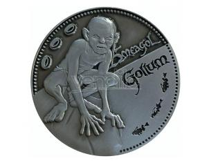 Il Signore Degli Anelli Collectable Coin Gollum Edizione Limitata Fanattik