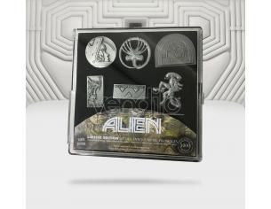Alien Spilla Badge 6-pack Edizione Limitata Fanattik