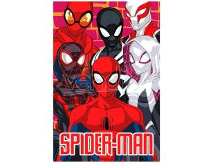 Marvel Spiderman Telo Mare Asciugamano Cotone Marvel