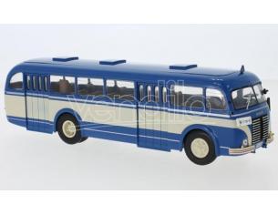 IXO MODEL BUS028LQ SKODA 706 RO 1947 BLUE/WHITE 1:43 Modellino