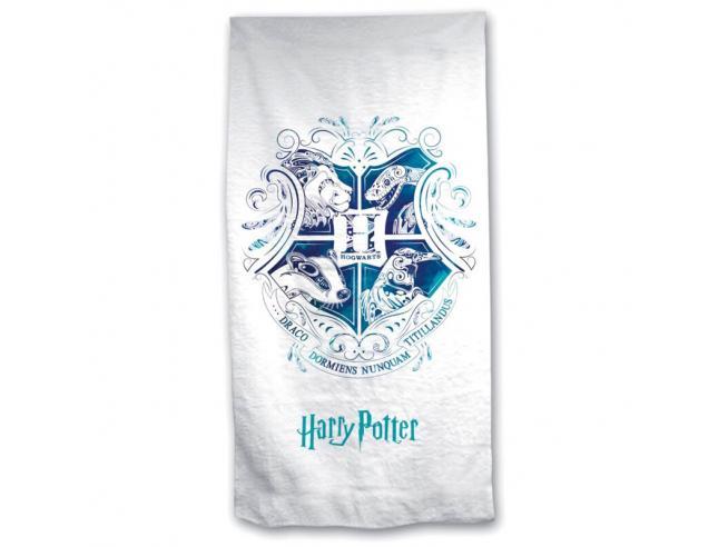 Harry Potter Telo Mare Asciugamano  Hogwarts Cotone Warner Bros.