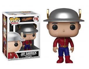 Flash Dc Comics Funko POP Television Vinile Figura Jay Garrick 9 cm