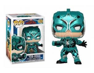 Capitan Marvel Funko POP Marvel Vinile Figura Yon-Rogg 9 cm