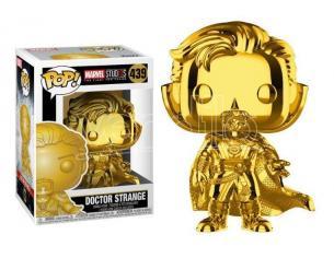 Studios 10 Funko POP Marvel Vinile Figura Doctor Strange Cromato 9 cm