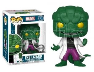 Marvel Funko POP Marvel Vinile Figura The Lizard 9 cm