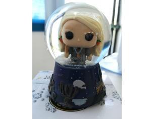 Harry Potter Mystery Mini 1 Funko Pop Figura Palla Di Neve Luna Da Collezionare