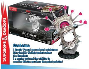 D&d Nolzur Min. Paint Kit Death Tyrant Modellismo E Miniature Wizbambino