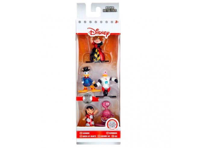 Disney Nano Metalfigs pack 5 figures Jada Toys