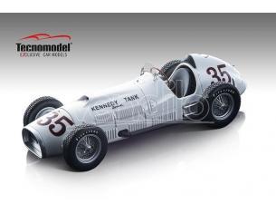 TECNOMODEL TMD18193D FERRARI 375 F1 INDY N.35 INDIANAP.500 GP 1952 KENNEDY TANK J.MAURO 1:18 Modellino