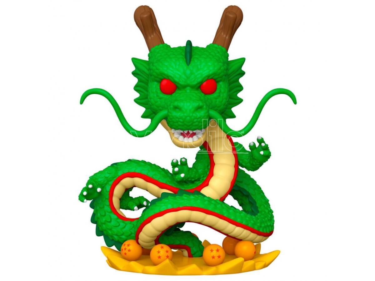 Dragon Ball Z Funko POP Animazione Vinile Figura Dragon Shenron 25cm SCATOLA ROVINATA