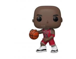NBA Bulls Funko POP Sport Vinile Figura Michael Jordan con Divisa Rossa 25cm