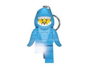 Lego Classic Light-up Portachiavi Shark 8 Cm Joy Toy
