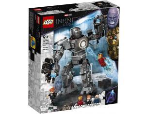 LEGO SUPER EROI 76190 - Monger scatena il caos lego Marvel