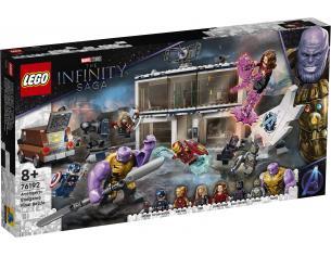 LEGO SUPER EROI 76192 - Avengers: Endgame, la battaglia finale