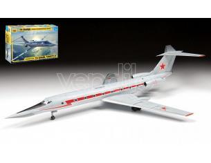 ZVEZDA Z7036 TUPOLEV TU-134 UBL KIT 1:144 Modellino