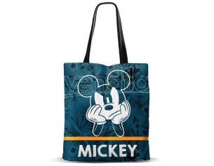 Disney Mickey Blue shopping bag Karactermania