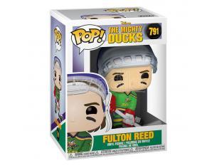 Mighty Ducks Pop! Disney Vinile Figura Fulton Reed 9 Cm Funko