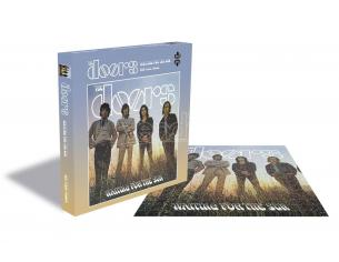The Doors Puzzle Waiting For The Sun PHD Merchandise