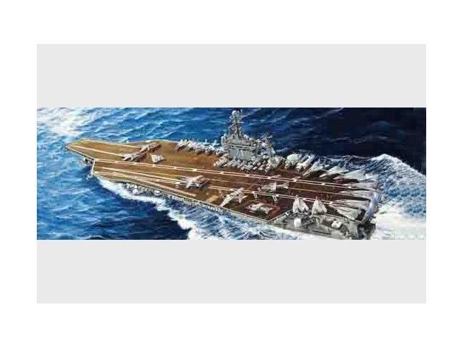 Trumpeter TP5754 NAVE USS T.ROOSEVELT KIT 1:700 Modellino