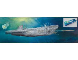 TRUMPETER TP6801 DKM U-BOOT U-552 TYPE VIIC KIT 1:48 Modellino