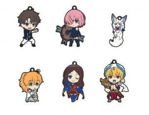 Fate/grand Order - Absolute Demonic Front: Babylonia Nendoroid Plus Portachiavi 6-pack Vol. 1 6 Cm Good Smile Company