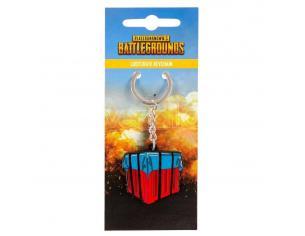Playerunknown's Battlegrounds Metal Portachiavi Loot Crate Gaya Entertainment
