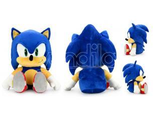 "Sonic The Hedgehog 16"" Hugme Peluche Peluches Kidrobot"