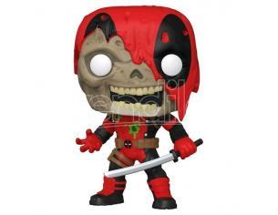 Zombies Funko POP Marvel Vinile Figura Zombie Deadpool 25 cm Esclusiva