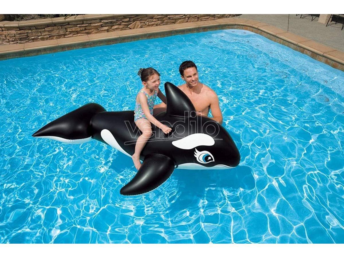 Cavalcabile Orca 193 x 119 cm Intex 58561