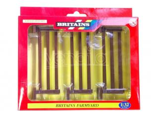 BRITAINS LC40952 STACCIONATE FARM FENCING Pz.12 1:32 Modellino