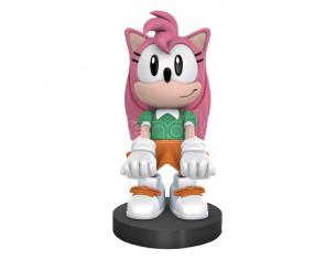 Sonic The Hedgehog Cable Guy Amy Rose 20 Cm Exquisite Gaming
