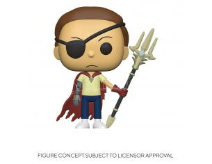 Rick & Morty Funko Pop! Animazione Vinile Figura Evil Morty 9 Cm
