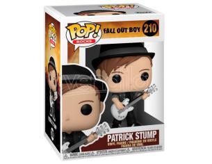 Pop Figura Fall Out Boy Patrick Stump Funko