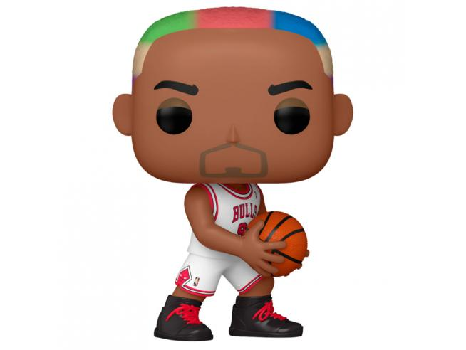 Bulls Funko Pop Nba Legends Vinile Figura Dennis Rodman 9 cm