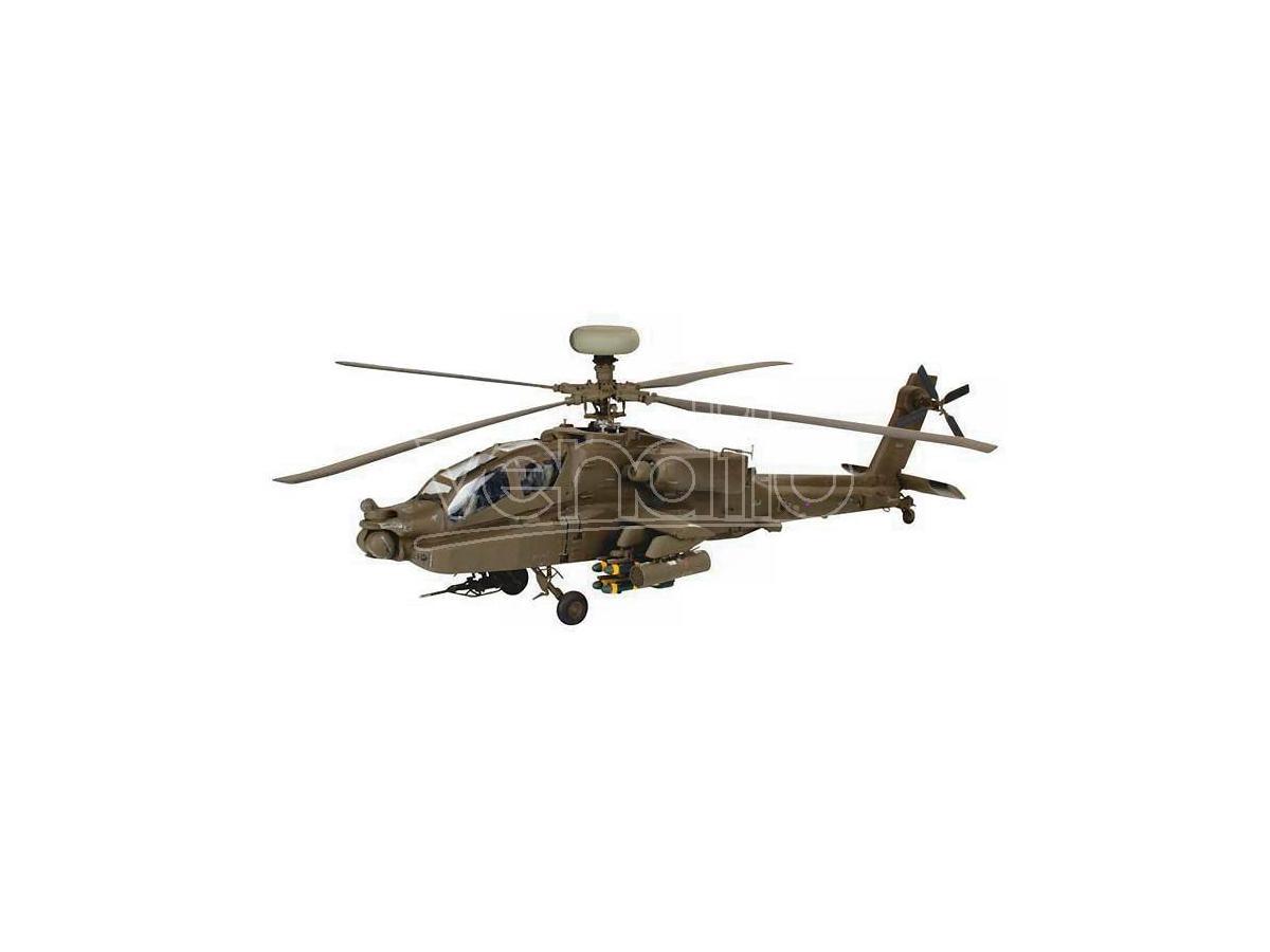 Revell RV4420 ELICOTTERO AH-64D LONGBOW APACHE KIT 1:48 Modellino
