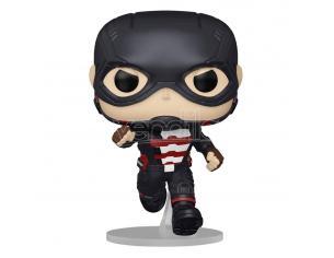 The Falcon E The Winter Soldier Funko Pop Vinile Figura Captain America Variant 9 Cm