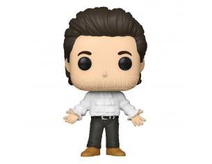 Seinfeld Pop! Tv Vinile Figura Jerry W/puffy Shirt 9 Cm Funko