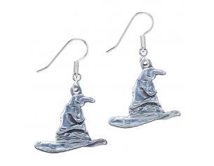 Harry Potter Cappello Parlante Orecchini (silver Plated) Carat Shop, The