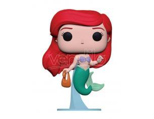 The Little Mermaid Funko Pop! Disney Vinile Figura Ariel con Borsa 9 Cm