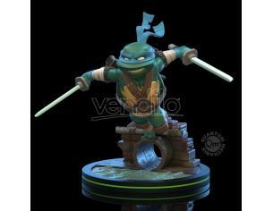 Teenage Mutant Ninja Turtles Q-fig Figura Leonardo 13 Cm Quantum Mechanix