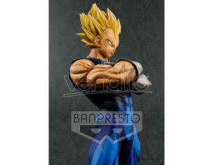 Dragon Ball Z Grandista Super Saiyan Vegeta Figura 34cm Banpresto